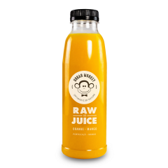 Suc raw portocale Urban Monkey 500ml
