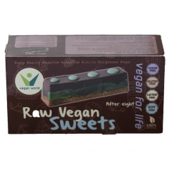 Prajitura After Eight Raw Vegan 100g