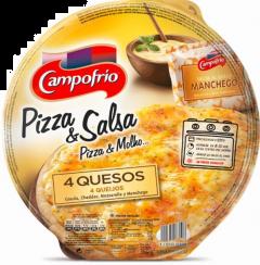 Pizza Quatro Formaggi Campofrio 360g