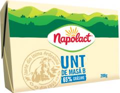 Unt Napolact 65% grasime 200g