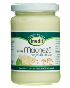 Sos maioneza din soia Inedit 200g