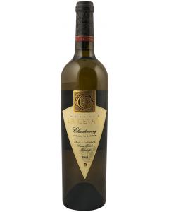 Vin alb sec Chardonnay La cetate 0.75 L