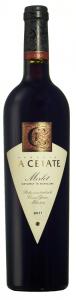 Vin rosu sec La Cetate Merlot 0.75L