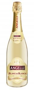 Vin spumant alb demisec Angelli 0.75L