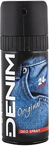 Deodorant spray Denim Original