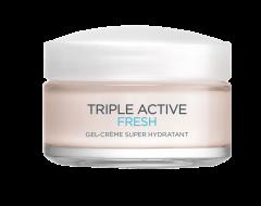 Crema de zi ten sensibil L'Oreal Triple Active 50ml