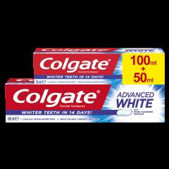 Pasta de dinti 1+1 gratis Colgate 100 + 50 ml