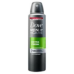 Anti-perspirant spray Dove extra fresh 150 ml