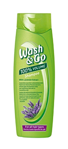 Sampon cu lavanda Wash&Go 400ml