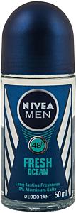 Antiperspirant roll on Fresh Ocean Nivea Men 50 ml