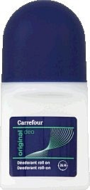 Deodorant roll-on pentru barbati Carrefour 50ml