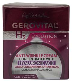 Crema antirid Gerovital H3 50ml
