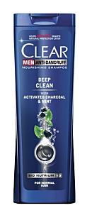 Sampon Men Deep Clean Clear 400ml