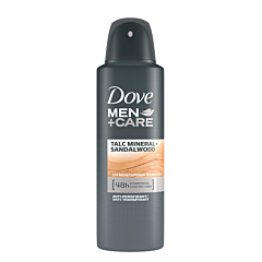 Deodorant spray Talc&sandal Dove Men+Care 150ml