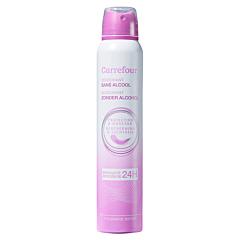 Deodorant 24h fara alcool 200ml Carrefour