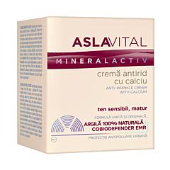 Crema antirid cu calciu 50ml Aslavital