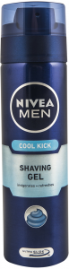 Gel de ras Cool Kick Nivea Men 200 ml