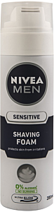 Spuma de ras Men Sensitive Nivea 200ml