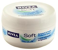 Crema soft Nivea 200 ml