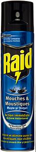 Spray muste si tantari Raid 400ml