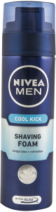 Spuma de ras Men Cool Kick Nivea 200ml