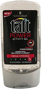 Gel de par Power Activity Gel Taft