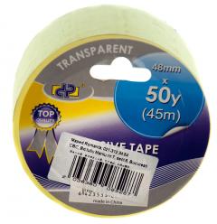 Banda adeziva Maped 46x50mm, transparenta