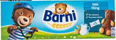Prajitura in forma de ursulet cu lapte Barni 150g