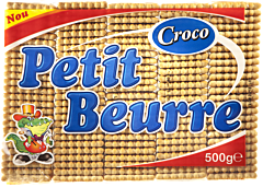 Biscuiti Croco Petit Beurre 500g