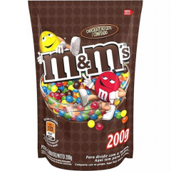 Bomboane ciocolata m&m'S 200g