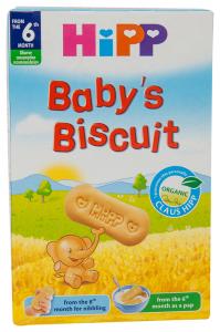 Biscuiti pentru copii Hipp 150g
