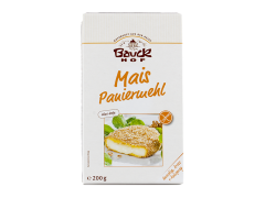 Pesmet bio Bauck Hof Mais Panierwehl 200g