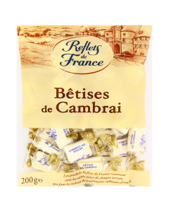Bomboane cu menta Reflets de France 200g