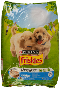 Hrana caini junior Friskies Purina 8kg