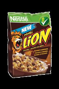 Cereale mic dejun Nestle Lion 500g