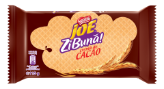 Napolitane crocante cu crema de cacao Zi Buna Joe 115g