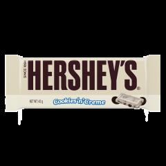 Ciocolata alba Hershey'S 43g