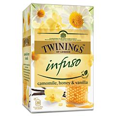 Twinings Camomile, Honey and Vanilla 25 x 1,5g