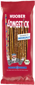 Sticks lung cu sare Huober 125g