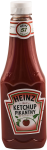 Ketchup picant Heinz 570g