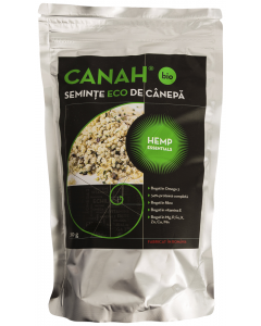 Seminte ecologice de canepa Canah Bio 500g