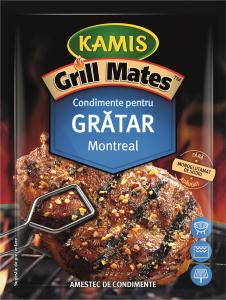 Amestec de condimente pentru friptura Montreal Kamis 20g