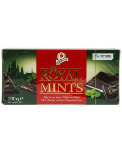 Ciocolata cu menta Halloren Royal Mints 200g