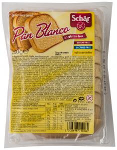 Paine fara gluten Dr Schar Pan Blanco 200g