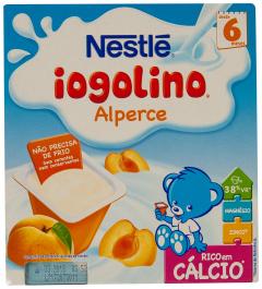 Iogolino caise Nestle 4x100g