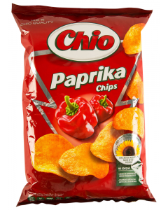 Chips paprika Chio 100g