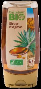 Sirop D'Agave Carrefour BIO 250ml