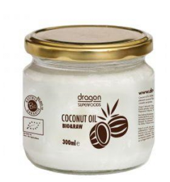 Ulei de cocos ecologic 300ml Dragon Superfoods