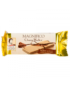 Napolitana umpluta cu crema cu ciocolata Magnifico Vicenzi 25g