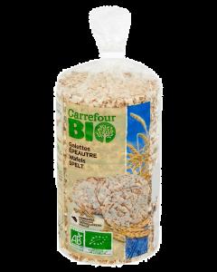 Tartine grau intreg Carrefour Bio 100g